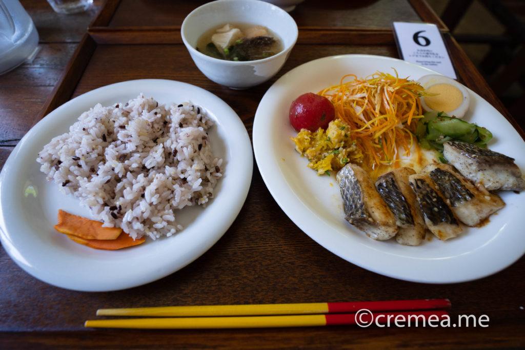 島魚定食|SONY α7Ⅲで撮影
